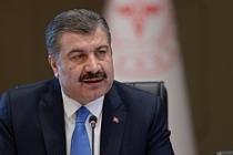 """Bakan Koca, """"Türkiyemiz Koronavirüse Karşı Mücadelesinde İlk Dönemi Tamamlamıştır"""""""