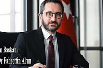 İletişim Başkanı Prof.Dr Fahrettin Altun,The New York Tımes'ın Türkiye Hatasını Düzelttirdi