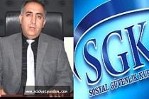 Midyat, SGK'dan önemli uyarı