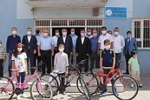 Midyat'ta başarılı öğrenciler ödüllendirildi
