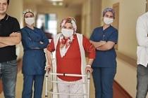 İlk Defa Diz Protezi Ameliyatı yapıldı