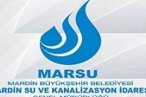 MARSU'dan su tarifeleri ile ilgili basın açıklaması