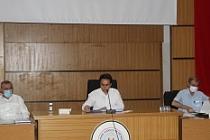 Midyat'ta Muhtarlarla Toplantı Düzenlendi