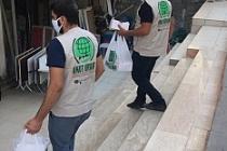 Esnafa ve Muhtaçlara Binlerce Maske Dağıtıldı
