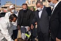 """Midyat'ta ilk defa, """"4 Ekim Dünya Hayvanları Koruma Günü"""" kutlandı"""