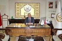 Midyat Belediye Başkanı Şahin'in 10 Kasım mesajı