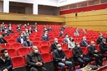 Midyat'ta 2020 yılının son muhtarlar toplantısı gerçekleşti