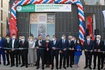 Bakan Kasapoğlu, MAÜ 'Genç Ofis' Merkezi Törenle Hizmete Açtı