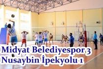 Midyat Belediyespor 3 Nusaybin İpekyolu 1