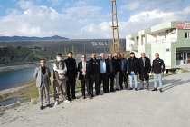 Doğu ve Güneydoğu Kültür Sanat Derneği, Midyat ve Dargeçit'te temaslarda bulundu