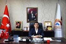 Başkan Aksoy'dan 23 Nisan Mesajı