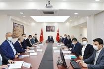 Mardin İl İstihdam ve Mesleki Eğitim Kurulu Toplantısı Yapıldı
