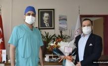 Onkoloji Uzmanı Mardin Devlet Hastanesi'nde Göreve Başladı