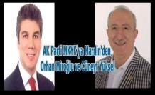 AK Parti'nin yeni MKYK üyeleri beli oldu