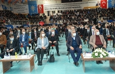 AK Parti 7. Olağan Kongresinde Kılıç Güven Tazeledi