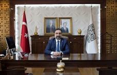 """MAÜ Rektörü Prof. Dr. İbrahimÖzcoşar'dan  """"10 Ocak Çalışan Gazeteciler Günü""""Mesajı"""