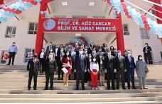 Milli Eğitim Bakanı Ziya Selçuk Mardin'de