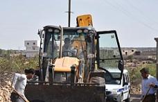 Dargeçit Kırsal Mahallelerde Asfalt Yama Çalışmaları Başladı