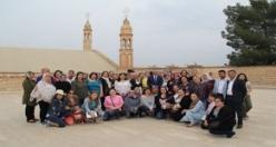 Fransa'dan Gelen Gönül Elçileri Midyat'a Hayran Kaldı