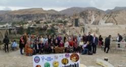 Trabzon ve Mardin Kadınlar Hasankeyf'te Esti