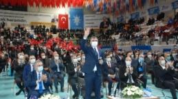 AK Parti 7. Olağan Mardin İl Kongresinde Kılıç Güven Tazeledi