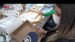 Midyat'lı Kadınlar MİKAM Kurslarında Sanat Öğreniyor