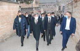 Kültür ve Turizm Bakan Yardımcısı Demircan, Midyat'ta...