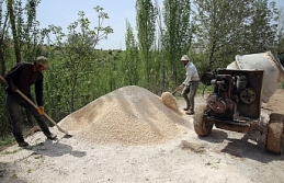 Tarımsal Kalkınmayı Destekleyecek Proje başladı