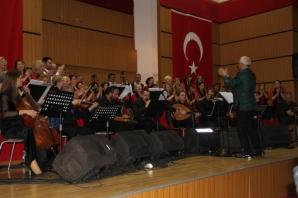 Midyat'ta iki farklı korodan muhteşem konser