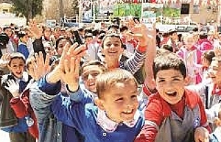 Midyat'ta 32 bin öğrenci için ders zili çalıyor
