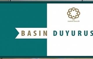 Nusaybin'de Uygulanan Sokağa Çıkma Yasağı...
