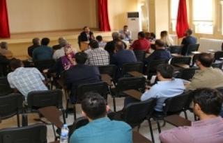 Mardin'de Tarım ve Hayvancılık Projeleri Geliştiriliyor