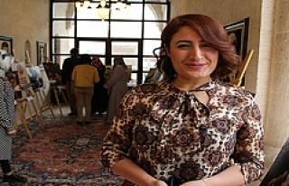 """""""Tek Başına Kadın"""" Fotoğraf Sergisi Açıldı"""