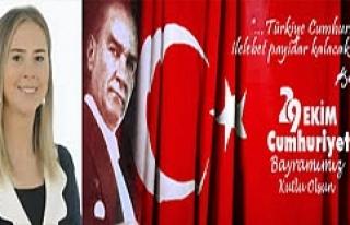 Milletvekili Bölünmez, 29 Ekim Cumhuriyet Bayramı...