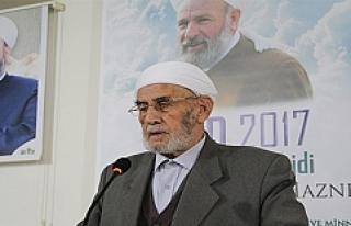 Muhammed El Haznevi 12. Yıldönümünde Mevlit Okutuldu