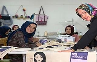 Belediye'den Kadınlar İçin Meslek Edindirme Kursu