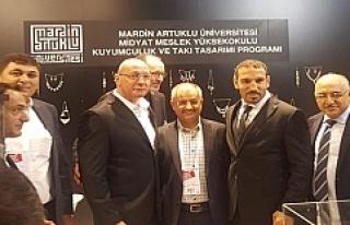 Türkiye Tasarım Haftası'na Artuklu Üniversitesi...