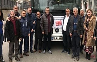 Mardinli Gazeteciler Doğu Karadeniz'e Gidiyor