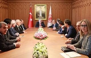 Fakıbaba, Elektrik Sorunu İçin Mardin'e Geliyor