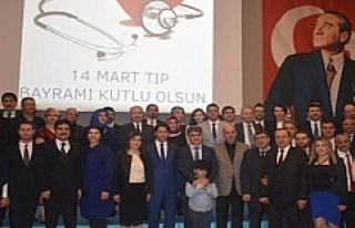Mardin'de 14 Mart Tıp Bayramı Kutlandı