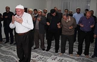 Midyat'ta Afrin Şehitleri İçin Mevlit Ve Dua...