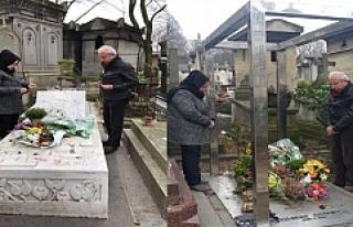 Miroğlu Ahmet Kaya Ve Yılmaz Güney´in Mezarlarını...