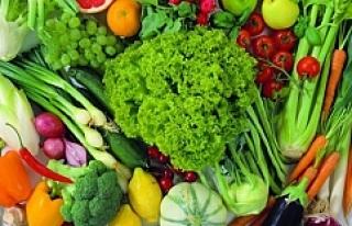 Kanserden Korunmak İçin Sağlıklı Beslenme Şart