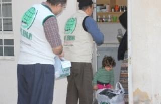 Midyat Umut Kervanı yıllık faaliyet raporunu açıkladı
