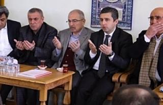 AK Parti Belediye Başkan Adayı Şahin, taziye mesajı...
