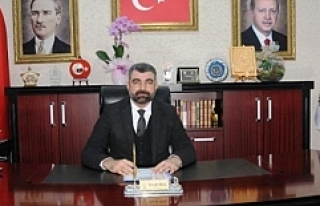 AK Parti Mardin İl Başkanı Kılıç'tan Ramazan...