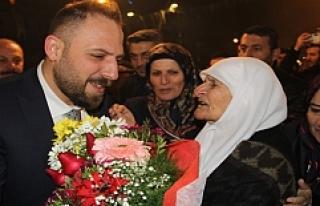 AK Parti Midyat İlçe Başkanı Atilla Yarış'tan...