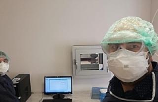 Covid-19 Test Laboratuvarına MAÜ'den Akademik...