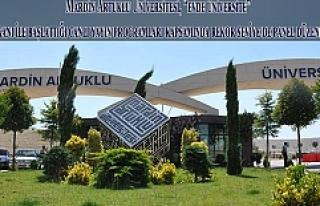 MAÜ 'Evde Üniversite' Panel Serisinde Rekor...