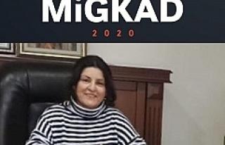 MİGKAD Başkanı Kutlu'dan Ramazan Bayramı...
